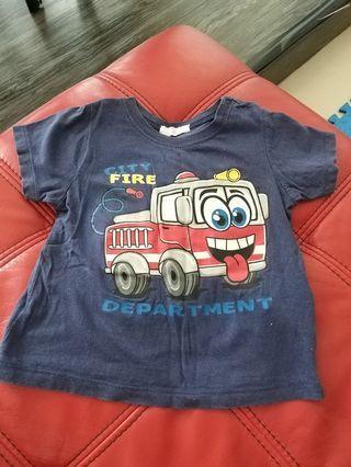 🚚 Preowner boy's t-shirt