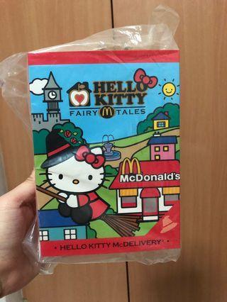 🚚 Macdonald Hello Kitty: Hello Kitty Mcdelivery