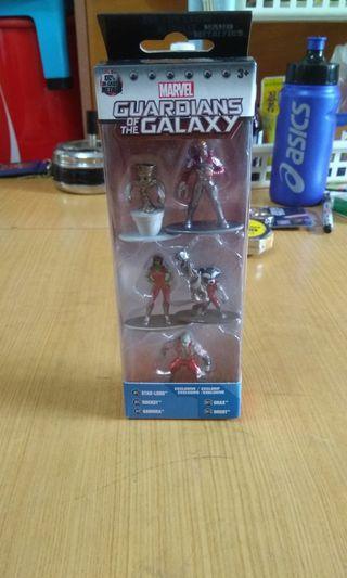 GUARDIANS of the Galaxy 迷你鐵figure