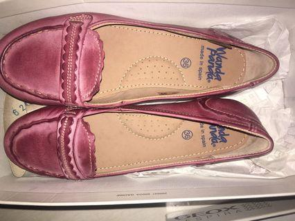 DIJUAL FLAT SHOES BRANDED MADE IN SPAIN