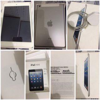 iPads Mini 1 32gb Wifi + Cellular