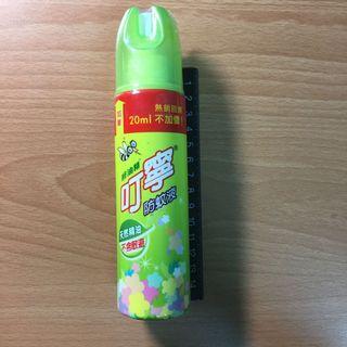 🚚 叮寧防蚊液 香茅 大瓶裝加量 全新