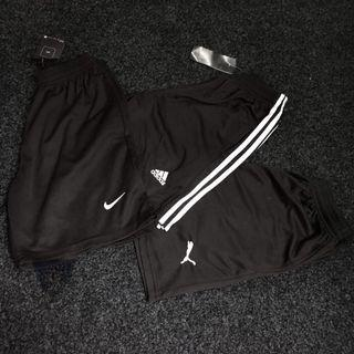 Adidas/Puma/Nike/Underarmour Sports Shorts