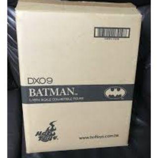 Hot Toy DX09 Batman 1989 New