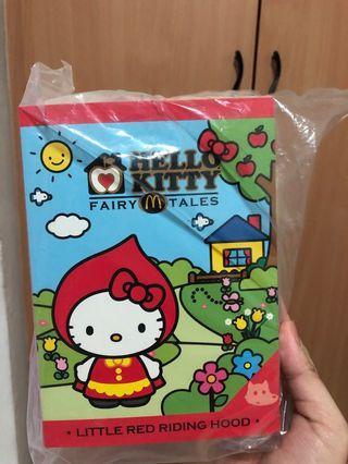 🚚 McDonald's Hello Kitty Fairy Tales: Little Red Riding Hood