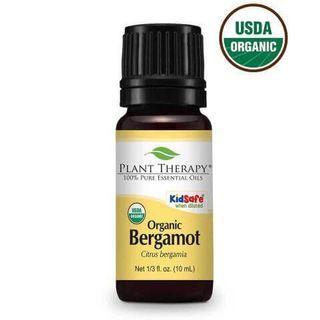 🚚 Organic Bergamot