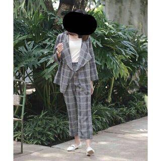 BLEZY set blazer + pants