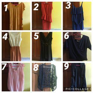 🚚 Clearance Sale❗️Dresses, Shorts, Skirts, Outerwear