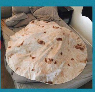 🚚 Burrito blanket 🌯 towel