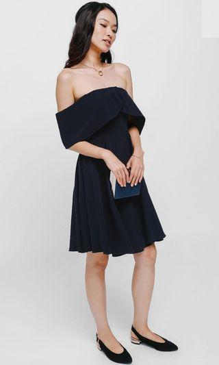 Love Bonito off shoulder dress