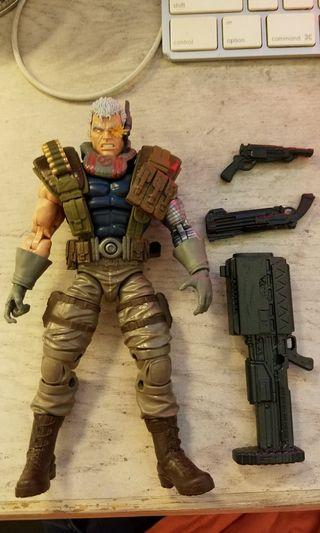 1:12 figure marvel legends cable