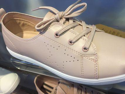 North Star leather shoes sepatu