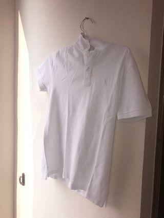 Zara Boys White Shirt