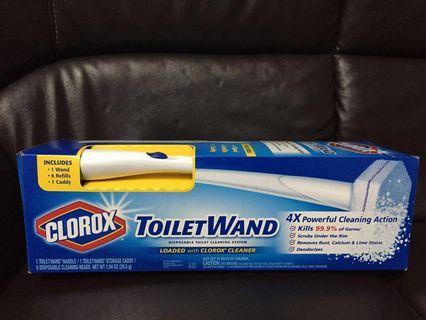 🚚 Clorox Toilet Wand