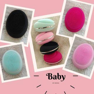 Baby ( Silicone Cleansing Brush:)