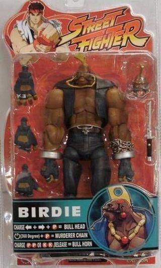 🚚 Street Fighter Round 4 Birdie Sota Vintage