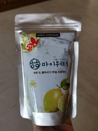 Mywater Detox Fruit Water Tea