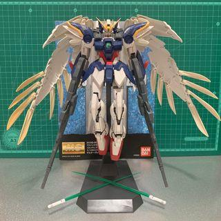 高達模型 1/100Wing Gundam MG