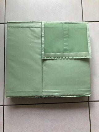 IKEA鞋盒(蘋果綠)