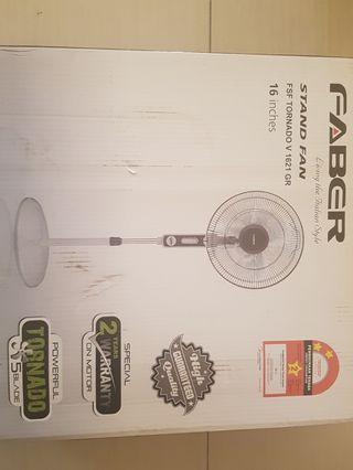 Faber Stand Fan (5 Blades)