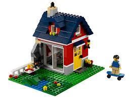 LEGO CREATOR 31009 Skater's house