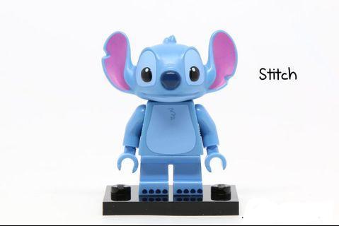 🚚 Lego Disney Minifigures 71012 Stitch