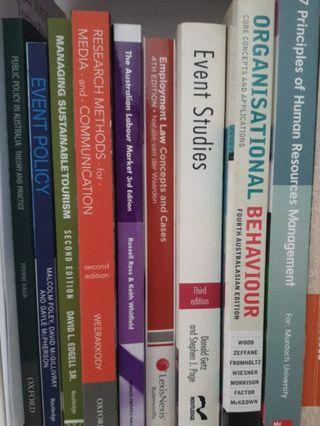 Murdoch university textbooks
