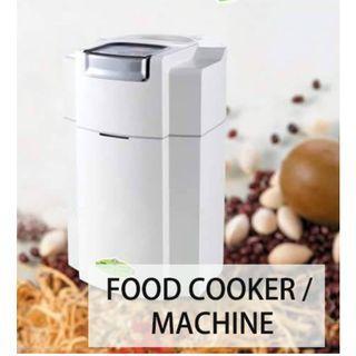 Healthy Food Cooker - Machine