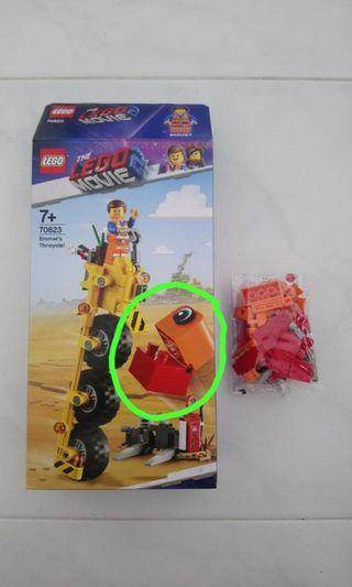 Evil Duplo from Lego Movie 2