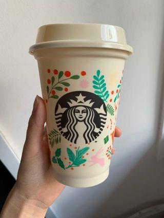 🚚 Starbucks Reusable Cup Limited Edition