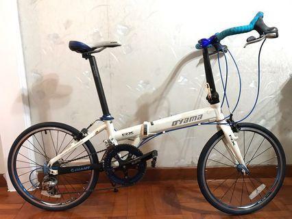 Oyama RX5白藍色