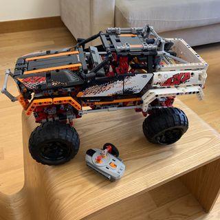 Lego 9398 Technic 四驅車 有盒•已砌
