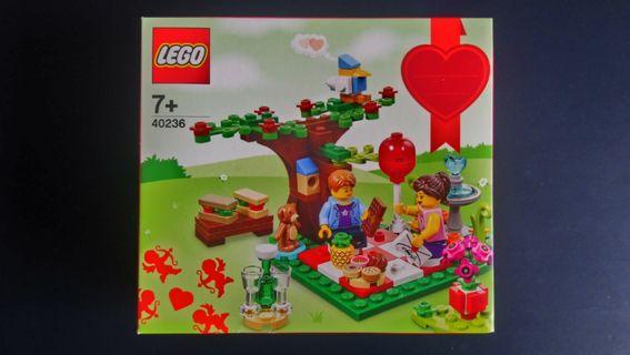LEGO 40236 Valentine's picnic