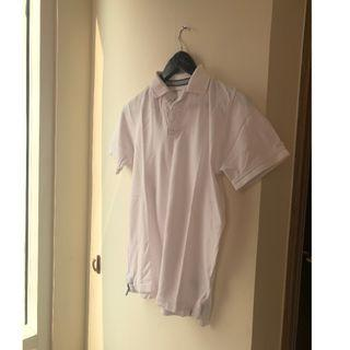 Gap Kids White Shirt With Slits