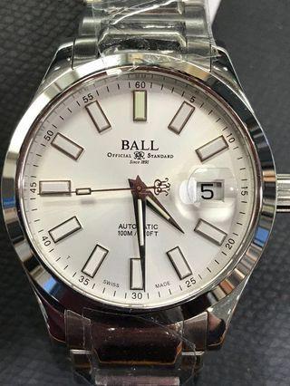 BN Ball ENGINEER MASTER II MARVELIGHT WHITE REF. NM2026C-S16-WH