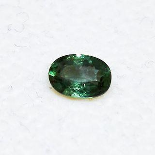 UNHEATED NATURAL 0.5ct Sapphire