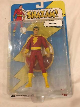 DC Direct Shazam Captain Marvel MOC Action Figure
