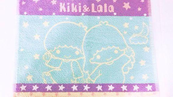 🌟 Sanrio Little Twin Stars - Jacquard Bath Mat 🌟