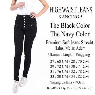 HIGHWAIST kancing 5