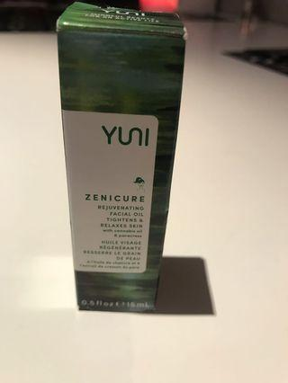 Yuni Zenicure facial oil