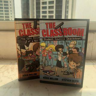 (English Book) The Classroom series book 1 & 2