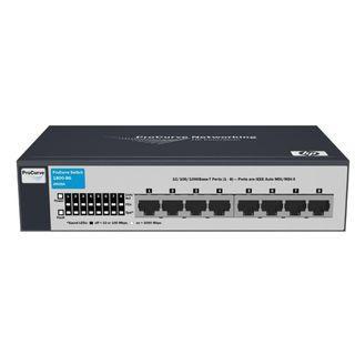 Smart Gigabit 8 Port Switch - HP ProCurve 1800-8G