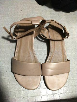 Parisian Nude sandals