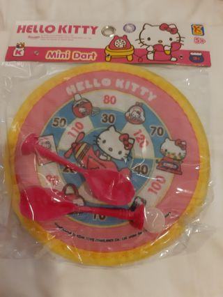 Mini Dart Hello Kitty Import