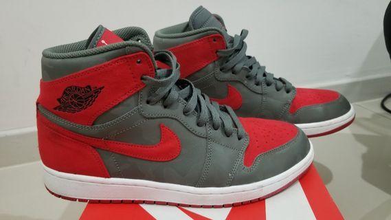 """WTS Air Jordan 1 high """"3M Red Camo"""""""
