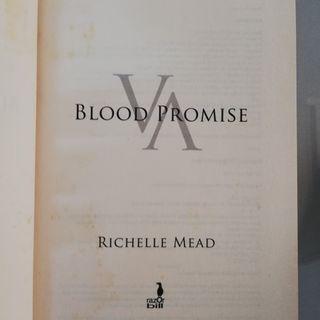 Novel - Blood Promise