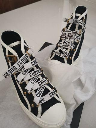 Christian Dior High Cut sneakers