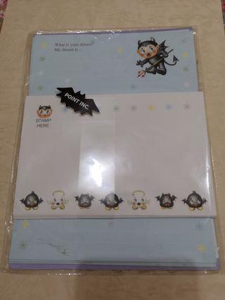 Made in Japan 信封+信紙