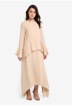 Zalia Layered Dress