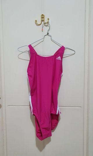 Adidas Hot Pink Swimsuit